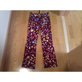 блиц-цена !D&G вельвет брюки бабочка рукоятка бабочка красный бордовый
