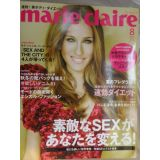 Marie Claire No.63 2008 г. август размер