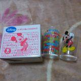 новый товар ! нераспечатанный ! товар не для продажи ! Mickey Mouse пара стекло набор !